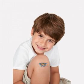 Pansement tattoo pour enfants