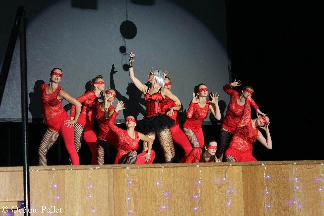 La Danse Moderne Academy sponsorisée par Velpeau